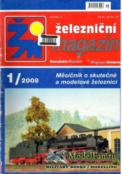 Zeleznicni magazin 1/2008