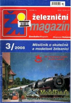 Zeleznicni magazin 3/2008