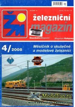 Zeleznicni magazin 4/2008