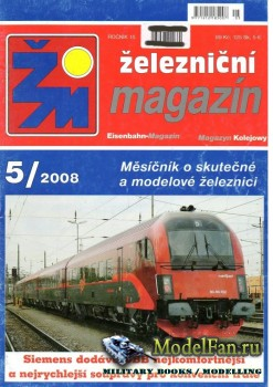 Zeleznicni magazin 5/2008