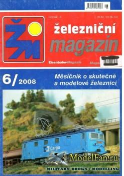 Zeleznicni magazin 6/2008