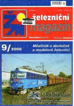 Zeleznicni magazin 9/2008