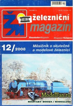 Zeleznicni magazin 12/2008