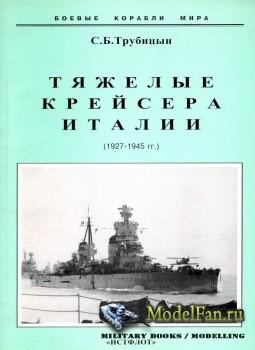 Тяжелые крейсера Италии (1927-1945 гг.) (С.Б. Трубицын)