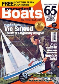 Model Boats (Special Issue) - 65 Years of Model Boating