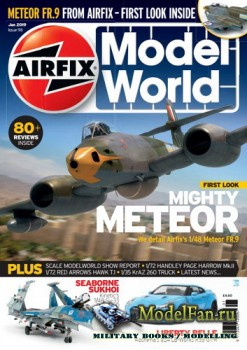 Airfix Model World - Issue 98 (January 2019)