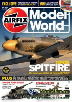 Airfix Model World - Issue 100 (March 2019)