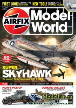 Airfix Model World - Issue 102 (May 2019)
