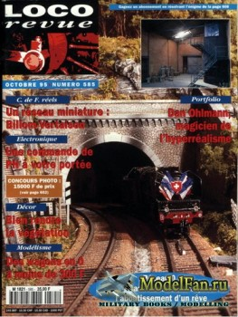 Loco-Revue №585 (October 1995)
