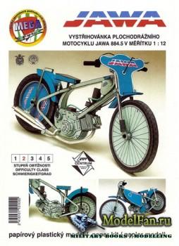 Mega Graphic - JAWA 884.5