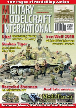 Military Modelcraft International (February 2019) Vol.23 №4