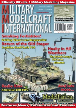 Military Modelcraft International (March 2019) Vol.23 №5