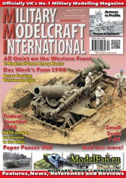 Military Modelcraft International (April 2019) Vol.23 №6