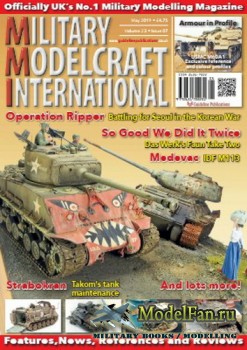 Military Modelcraft International (May 2019) Vol.23 №7