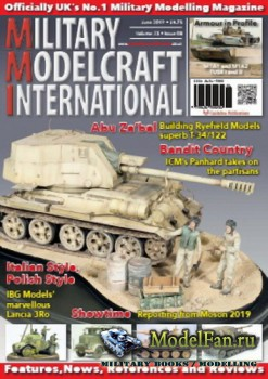 Military Modelcraft International (June 2019) Vol.23 №8