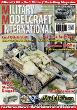 Military Modelcraft International (July 2019) Vol.23 №9
