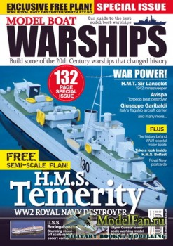 Model Boats Warships Special 2014