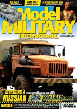 Model Military International Issue 155 (March 2019)