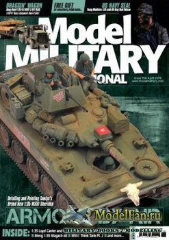 Model Military International Issue 156 (April 2019)