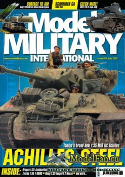 Model Military International Issue 159 (July 2019)