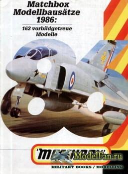 Matchbox за 1986 год