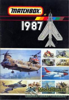 Matchbox за 1987 год