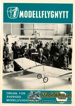 ModellFlyg Nytt №2 (1982)