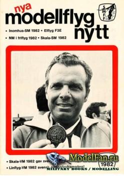 ModellFlyg Nytt №3 (1982)