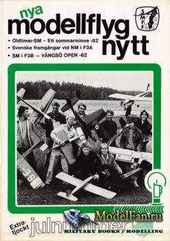 ModellFlyg Nytt №5-6 (1982)