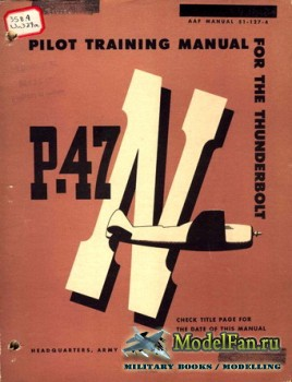 Pilot Training Manual for the Thunderbolt P-47N