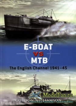 Osprey - Duel 34 - E-Boat vs MTB: The English Channel 1941-1945