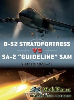 Osprey - Duel 89 - B-52 Stratofortress vs SA-2