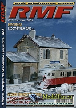 RMF Rail Miniature Flash 463 (January 2004)