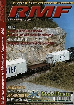 RMF Rail Miniature Flash 464 (February 2004)
