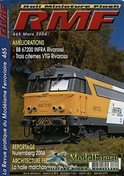 RMF Rail Miniature Flash 465 (March 2004)