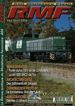 RMF Rail Miniature Flash 466 (April 2004)