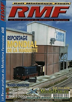 RMF Rail Miniature Flash 468 (June 2004)