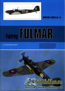 Warpaint №41 - Fairey Fulmar