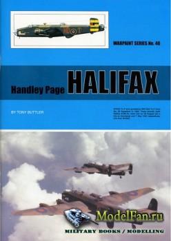 Warpaint №46 - Handley Page Halifax
