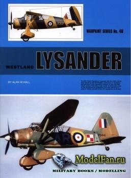 Warpaint №48 - Westland Lysander