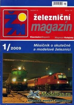 Zeleznicni magazin 1/2009