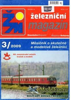 Zeleznicni magazin 3/2009
