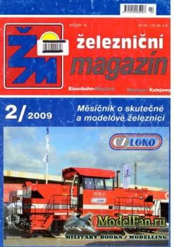 Zeleznicni magazin 2/2009