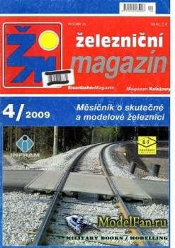 Zeleznicni magazin 4/2009