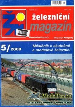 Zeleznicni magazin 5/2009