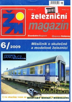 Zeleznicni magazin 6/2009