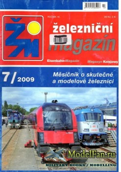 Zeleznicni magazin 7/2009