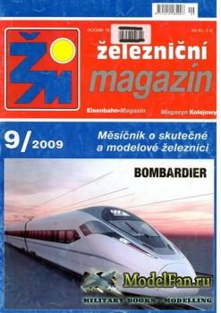 Zeleznicni magazin 9/2009