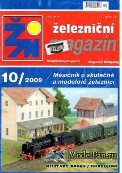 Zeleznicni magazin 10/2009