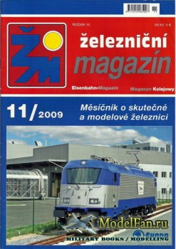 Zeleznicni magazin 11/2009